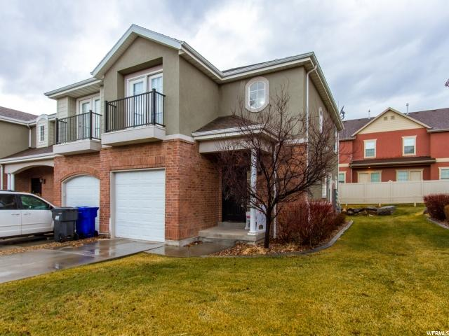Townhouse for Sale at 1495 N AUGUST Drive 1495 N AUGUST Drive Saratoga Springs, Utah 84045 United States