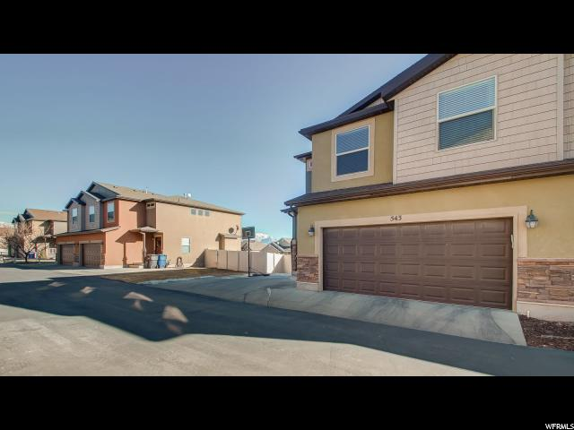 Twin Home for Sale at 543 BOUNTIFUL WAY 543 BOUNTIFUL WAY Saratoga Springs, Utah 84045 United States