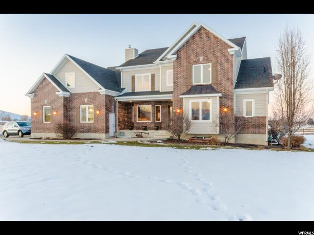 Single Family for Sale at 489 W 6800 S 489 W 6800 S Hyrum, Utah 84319 United States