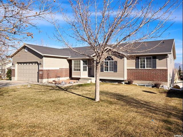 Single Family for Sale at 5665 S STONE FLOWER WAY 5665 S STONE FLOWER WAY Kearns, Utah 84118 United States