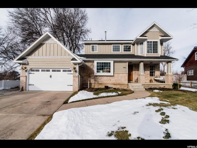 Один семья для того Продажа на 1583 N 1525 E 1583 N 1525 E Logan, Юта 84341 Соединенные Штаты