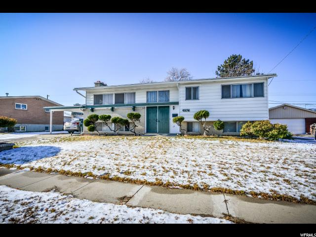 Single Family for Sale at 4376 S 3720 W 4376 S 3720 W West Valley City, Utah 84120 United States