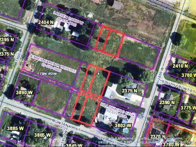土地,用地 为 销售 在 3850 W 2350 N 3850 W 2350 N Corinne, 犹他州 84307 美国
