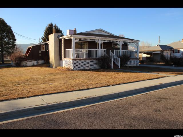 Single Family للـ Sale في 45 N 200 W 45 N 200 W Castle Dale, Utah 84513 United States