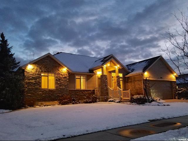 Single Family للـ Sale في 1893 W 2575 S Street 1893 W 2575 S Street Syracuse, Utah 84075 United States