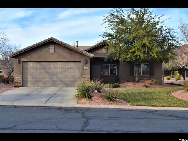 Single Family for Sale at 352 W 350 S 352 W 350 S Ivins, Utah 84738 United States