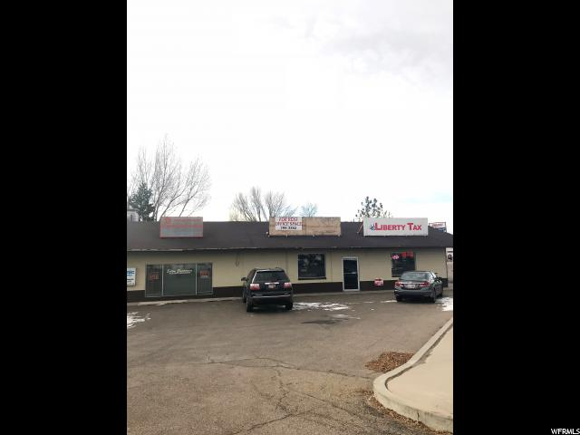Commercial for Rent at 05 014 0028, 975 W HWY 40 975 W HWY 40 Unit: 3 Vernal, Utah 84078 United States