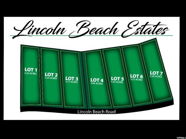 Terreno por un Venta en 5373 S LINCOLN BEACH Road 5373 S LINCOLN BEACH Road Spanish Fork, Utah 84660 Estados Unidos
