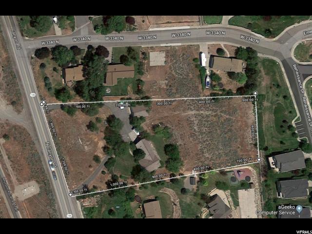 9160 N CANYON RD Cedar Hills, UT 84062 - MLS #: 1498542