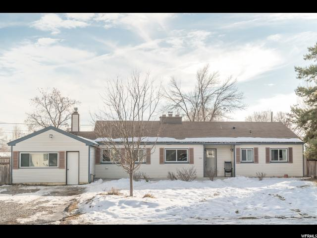 Single Family for Sale at 534 E 700 S 534 E 700 S River Heights, Utah 84321 United States