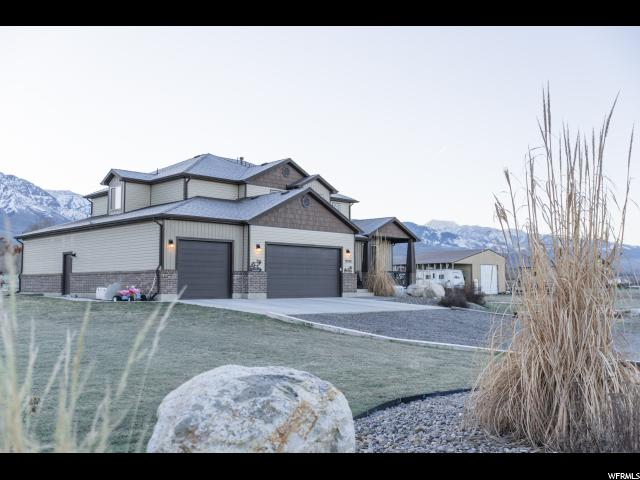 Single Family for Sale at 12062 N 800 E 12062 N 800 E Cove, Utah 84320 United States