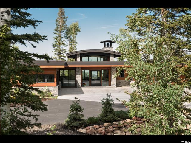 Single Family for Sale at 51 WHITE PINE CYN 51 WHITE PINE CYN Park City, Utah 84060 United States