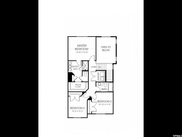 4368 W BRONSON LN Unit 58 Herriman, UT 84096 - MLS #: 1498652