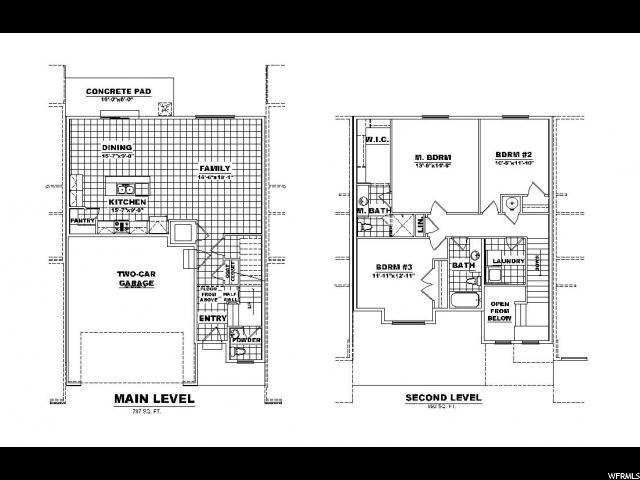 1374 E 340 Unit 40 Hyrum, UT 84319 - MLS #: 1498706