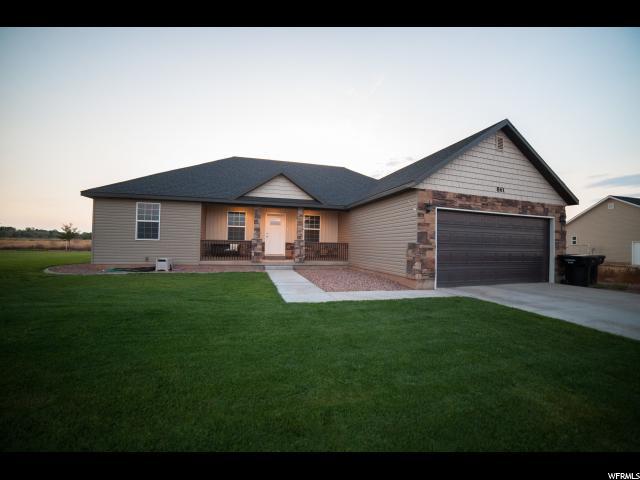 Single Family للـ Sale في 861 N 1500 E 861 N 1500 E Ballard, Utah 84066 United States