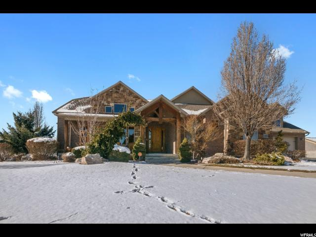 Single Family for Sale at 2529 W 14850 S 2529 W 14850 S Bluffdale, Utah 84065 United States