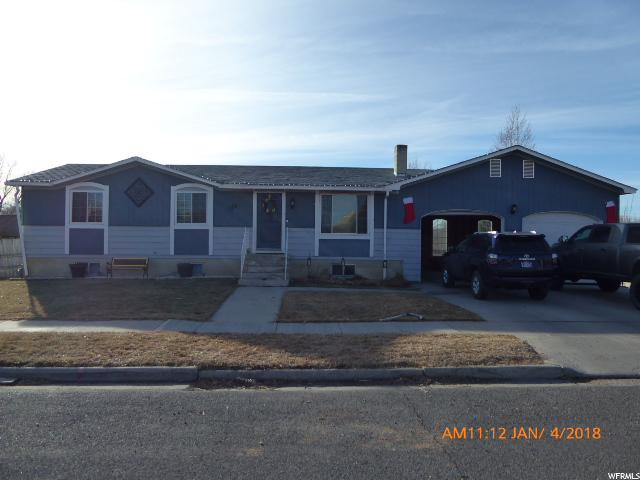 Single Family for Sale at 170 E CHERRY VIEW Drive 170 E CHERRY VIEW Drive Orangeville, Utah 84537 United States