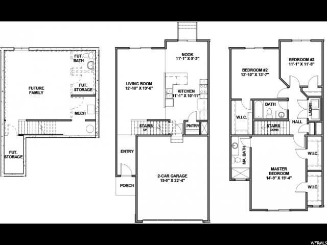 438 S FOX CHASE LN Unit 2218 Saratoga Springs, UT 84045 - MLS #: 1498796