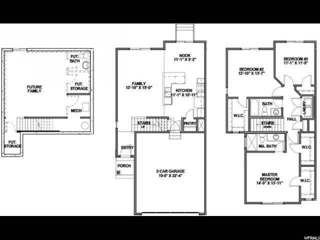444 S FOX CHASE LN Unit 2216 Saratoga Springs, UT 84045 - MLS #: 1498799