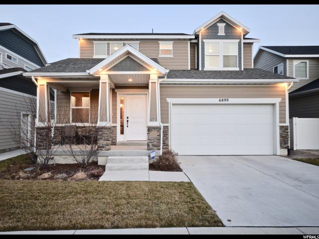 Single Family for Sale at 6899 S SUZANNE Drive 6899 S SUZANNE Drive Midvale, Utah 84047 United States