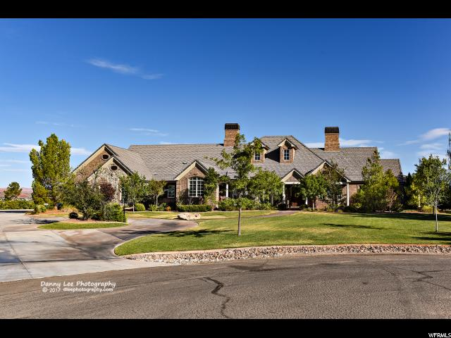 Single Family للـ Sale في 2900 S OLD FARM Road 2900 S OLD FARM Road Washington, Utah 84780 United States