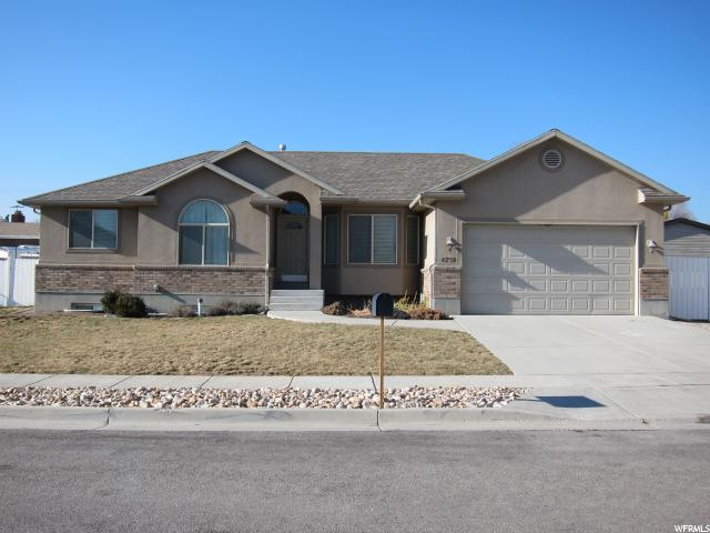 Single Family for Sale at 4758 S 3365 W 4758 S 3365 W Taylorsville, Utah 84129 United States