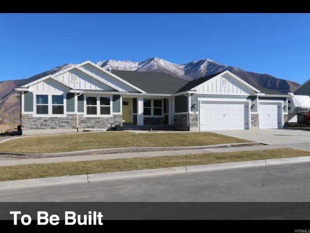 单亲家庭 为 销售 在 1362 S 1450 W 1362 S 1450 W Unit: 8 梅普尔顿, 犹他州 84664 美国