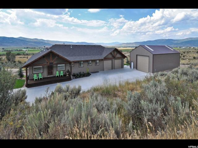 Single Family for Sale at 1964 SPLENDOR Road 1964 SPLENDOR Road Marion, Utah 84036 United States