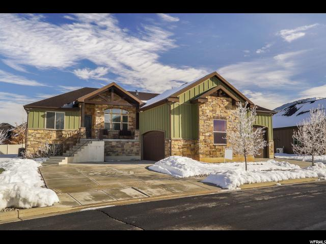 Single Family for Sale at 5814 ARLINGTON 5814 ARLINGTON Mountain Green, Utah 84050 United States