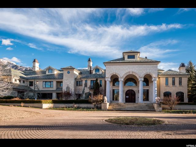 Single Family for Sale at 5909 S DEERWOOD FARMS Lane 5909 S DEERWOOD FARMS Lane Holladay, Utah 84121 United States
