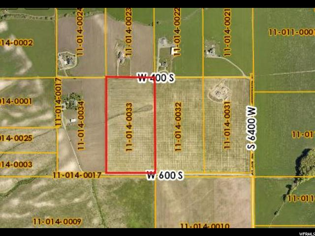 Land for Sale at 6525 W 600 S 6525 W 600 S Mendon, Utah 84325 United States
