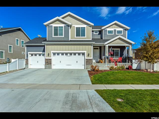 Single Family for Sale at 702 W TRIBECA WAY 702 W TRIBECA WAY Stansbury Park, Utah 84074 United States