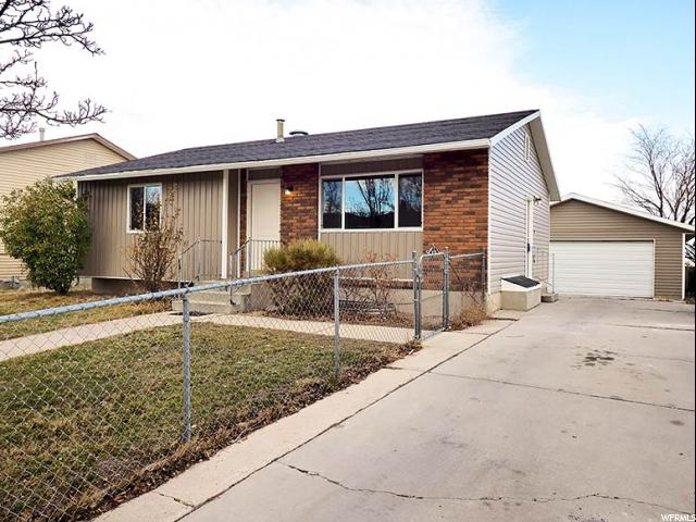 Single Family for Sale at 5464 W TOWNSEND WAY 5464 W TOWNSEND WAY Kearns, Utah 84118 United States