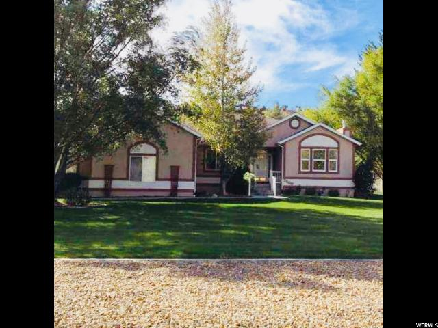 Single Family for Sale at 2500 W 840 N 2500 W 840 N Price, Utah 84501 United States