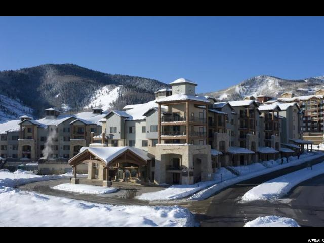 شقة بعمارة للـ Sale في 2669 S CANYONS RESORT Drive 2669 S CANYONS RESORT Drive Unit: 101 Park City, Utah 84098 United States