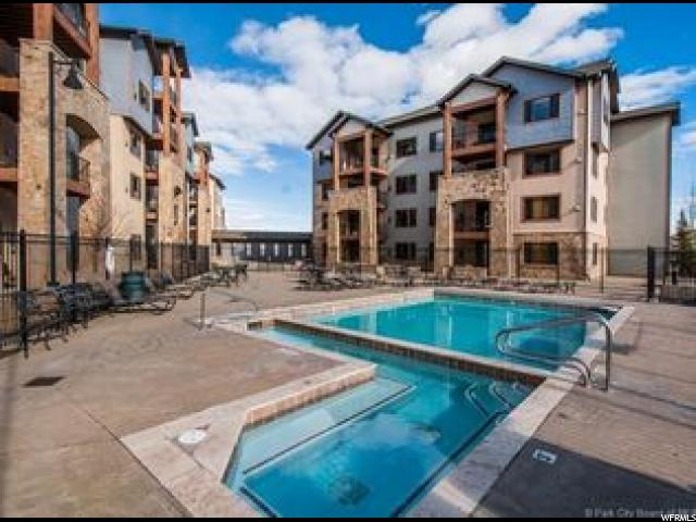 2669 S CANYONS RESORT DR Unit 101 Park City, UT 84098 - MLS #: 1499289