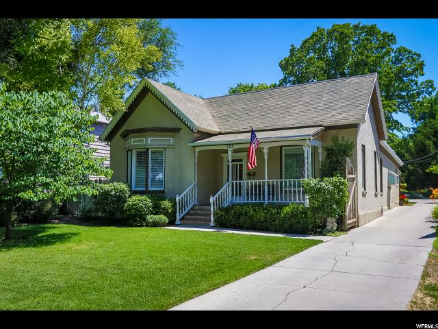 Home for sale at 723 S 900 East, Salt Lake City, UT  84102. Listed at 629000 with 3 bedrooms, 2 bathrooms and 2,053 total square feet