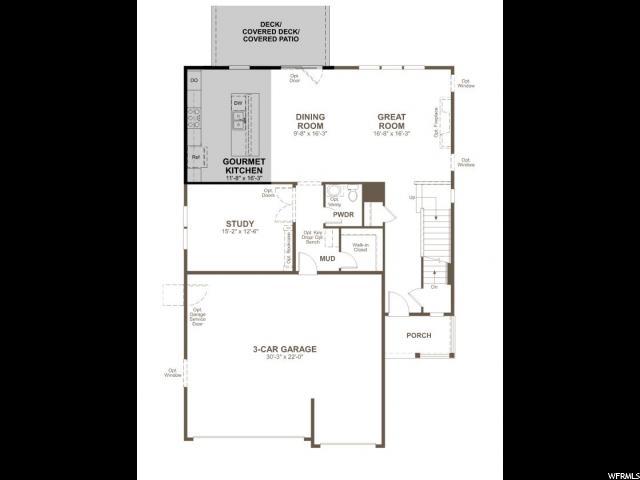 2141 W 650 Unit 17 Lehi, UT 84043 - MLS #: 1499304