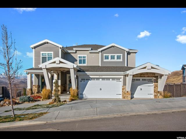 Single Family for Sale at 4673 N TOSCANA HILLS Drive 4673 N TOSCANA HILLS Drive Lehi, Utah 84043 United States