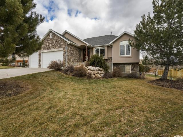 Single Family for Sale at 6878 N BLACK POWDER Road 6878 N BLACK POWDER Road Mountain Green, Utah 84050 United States