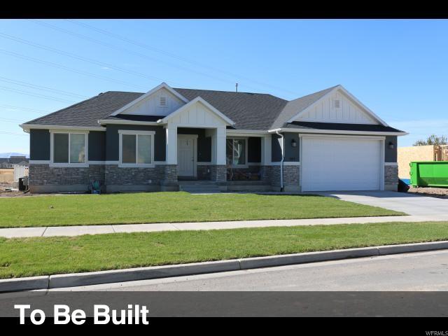 单亲家庭 为 销售 在 1326 W 1200 S 1326 W 1200 S Unit: 6 梅普尔顿, 犹他州 84664 美国
