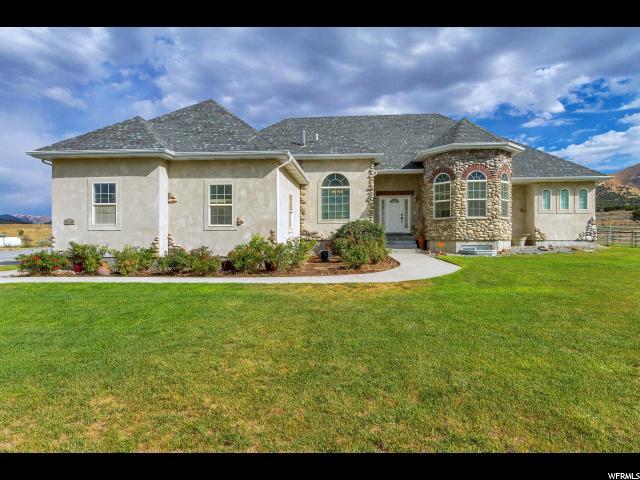Single Family for Sale at 2612 W DEER RUN Drive 2612 W DEER RUN Drive Stockton, Utah 84071 United States