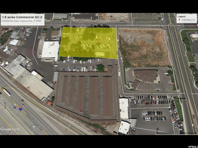 Land for Sale at 418 E 620 S 418 E 620 S American Fork, Utah 84003 United States