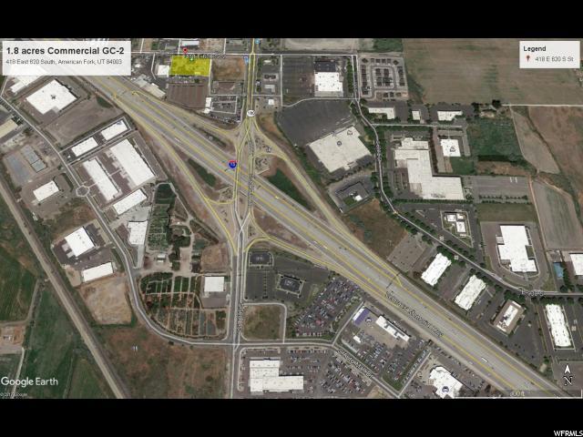 418 E 620 620 American Fork, UT 84003 - MLS #: 1499495