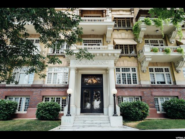 839 E SOUTH TEMPLE Unit 208, Salt Lake City UT 84102