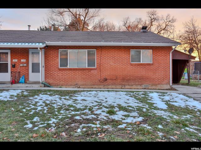 Duplex للـ Sale في 765 E BOUGHTON Street 765 E BOUGHTON Street Ogden, Utah 84403 United States