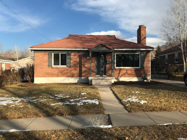 2247 E DOWNINGTON AVE Salt Lake City, UT 84108 - MLS #: 1499537