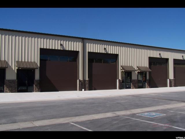 商用 为 出租 在 15-134-0004, 2590 S COMMERCE WAY 2590 S COMMERCE WAY Unit: H 奥格登, 犹他州 84401 美国