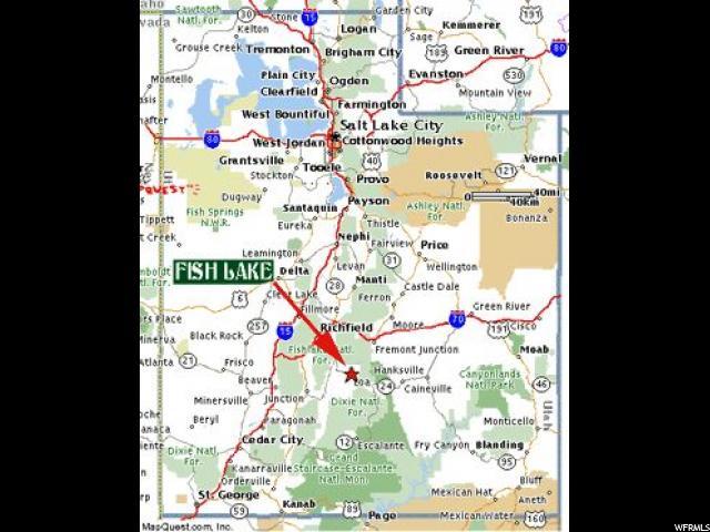 20 N QUAKIE HVN Fish Lake, UT 84701 - MLS #: 1499572