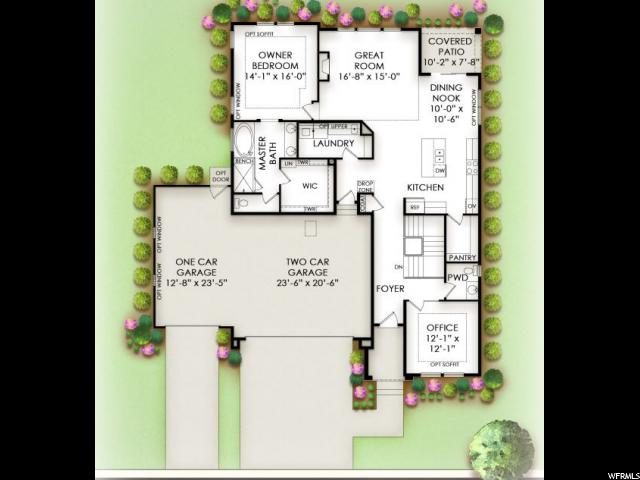 9278 S SAN GIORGIO LN Unit LOT339 Cottonwood Heights, UT 84093 - MLS #: 1499584